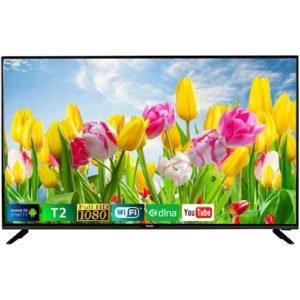 Телевізор BRAVIS LED-43G5000 SMART+ T2 black