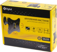 Кріплення для ТВ X-Digital Steel SA225 BLACK 5128