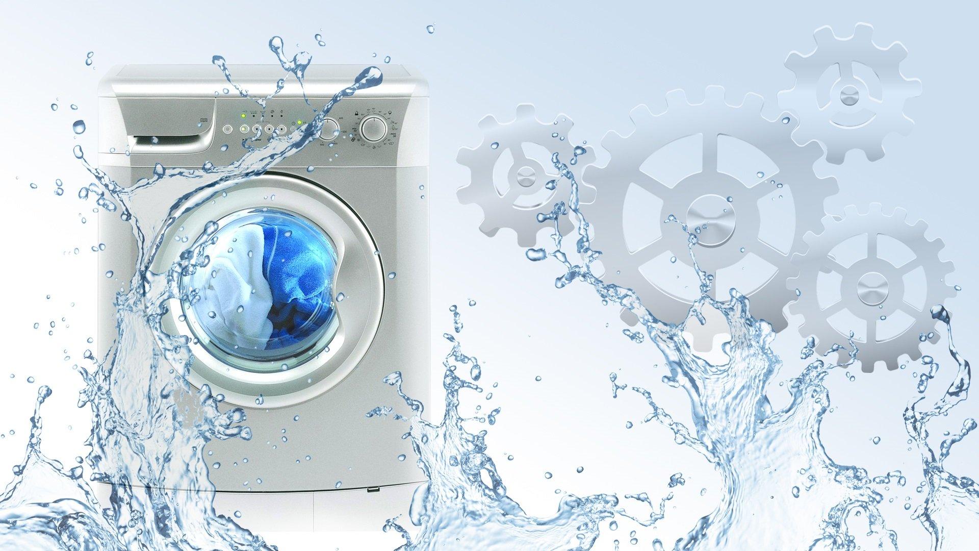 Поломки пральних машин, як усунути?