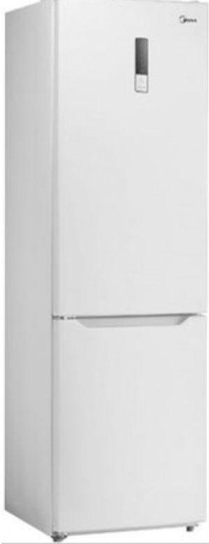 Холодильник MIDEA HD-400RWE1N дисплей