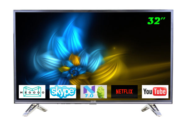 Телевізор ARTEL 32/AH90G SMART (MOIST) сірий