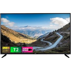 Телевізор BRAVIS LED-48G5000 + T2 black