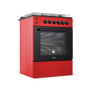 Газова плита ARTEL Apetito 02-G RED