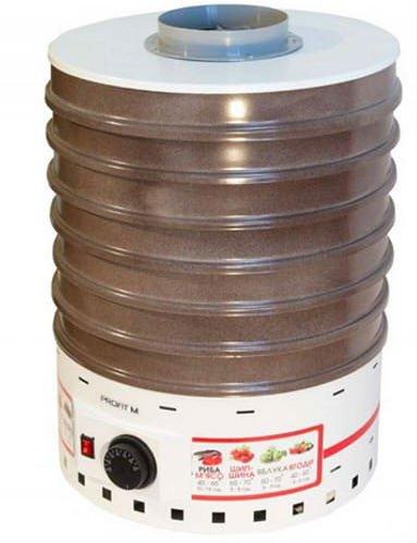 Сушарка для овочів та фруктів PROFIT M ЕСП-02 white